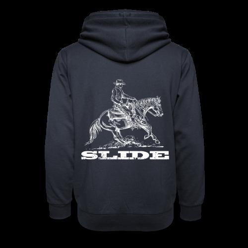 Sliding Stop Westernreiter Reining - Schalkragen Hoodie