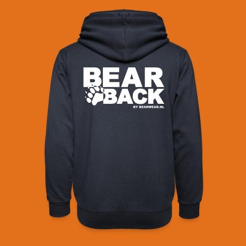 bearback new - Unisex Shawl Collar Hoodie