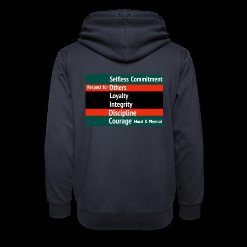 S.O.L.I.D.C. - Shawl Collar Hoodie