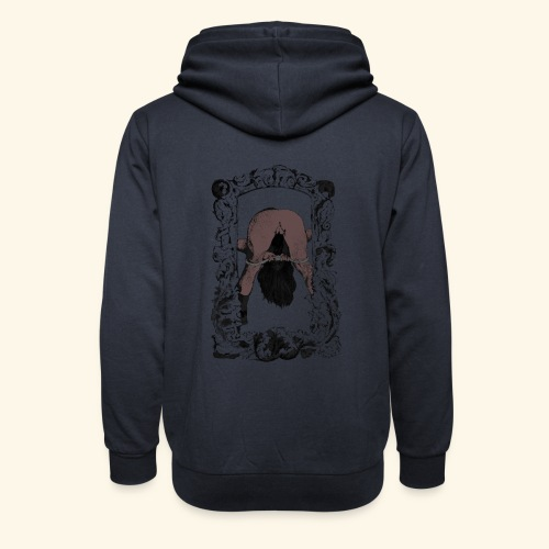 please rephrase the question - Unisex Shawl Collar Hoodie