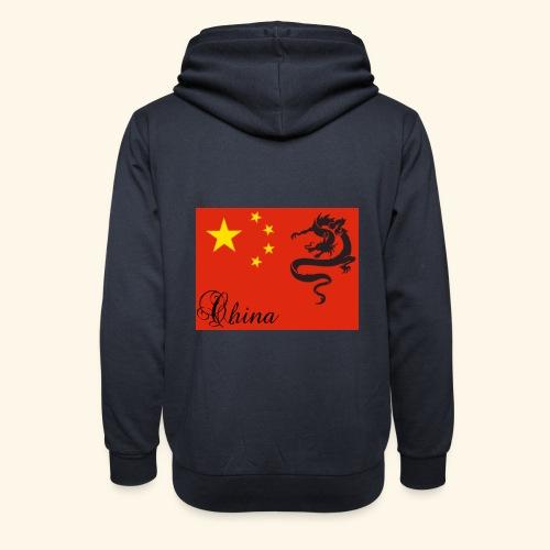 20190111 113759 - Unisex sjaalkraag hoodie