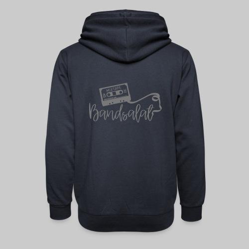 Bandsalat - Schalkragen Hoodie