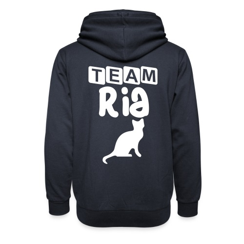 Team Ria - Shawl Collar Hoodie