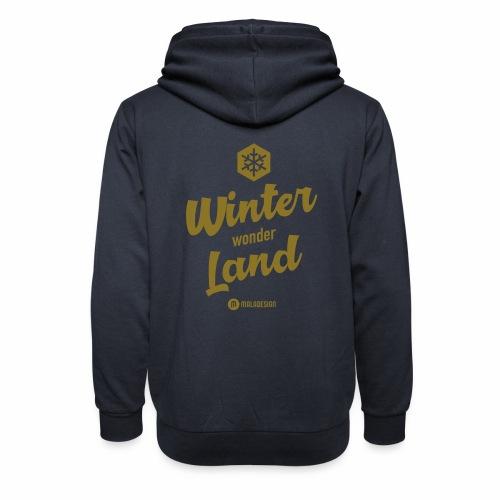 Winter Wonder Land - Huivikaulus huppari