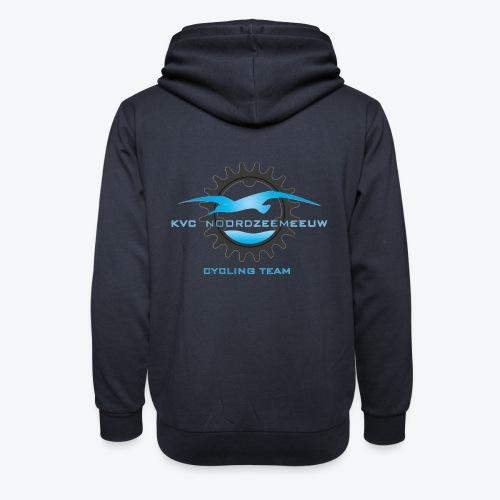 kledijlijn NZM 2017 - Unisex sjaalkraag hoodie