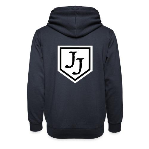 JJ logga - Luvtröja med sjalkrage