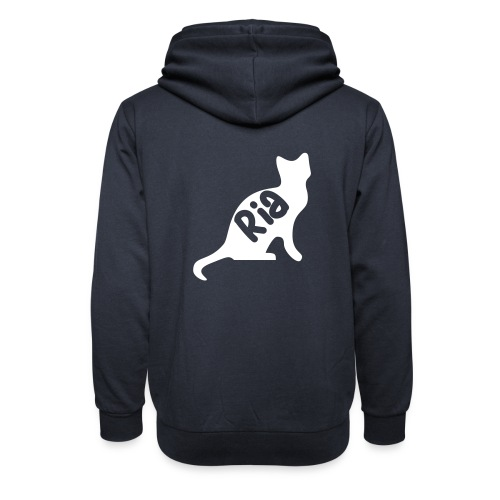 Team Ria Cat - Shawl Collar Hoodie