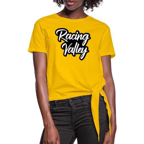 Racing Valley - Maglietta annodata da donna