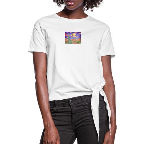 1 - Camiseta con nudo