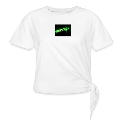 IMG 20170207 215628 334 - Knotted T-Shirt