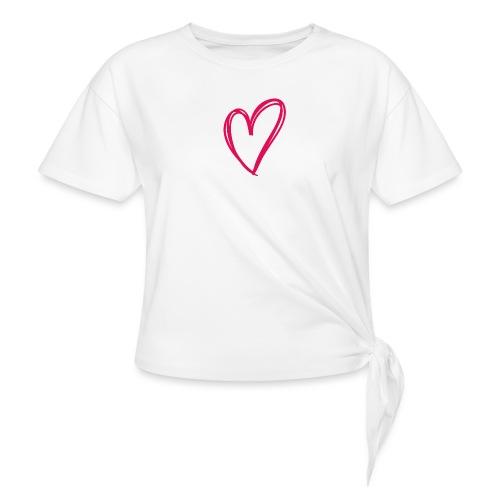 hartje03 - T-shirt à nœud Femme