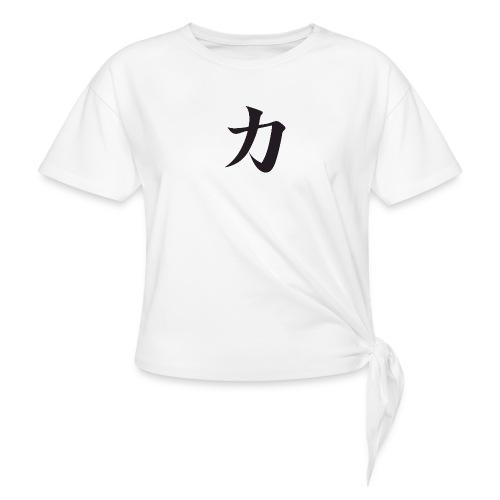 Katana - T-shirt à nœud