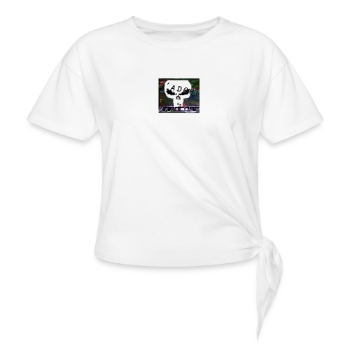 J'adore core - Geknoopt shirt