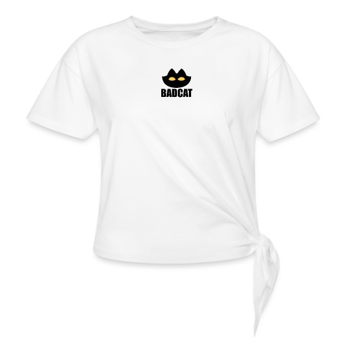 BADCAT - Vrouwen Geknoopt shirt
