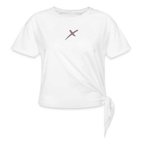 X-Clothing v0.1 - Camiseta con nudo