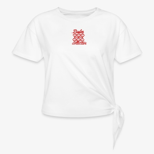 Psalm collective - Knotted T-Shirt