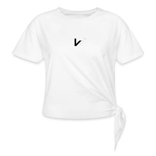 W - T-shirt à nœud