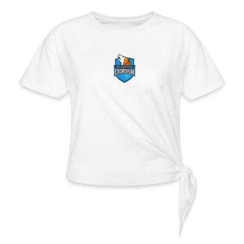 Emc. - Frauen Knotenshirt
