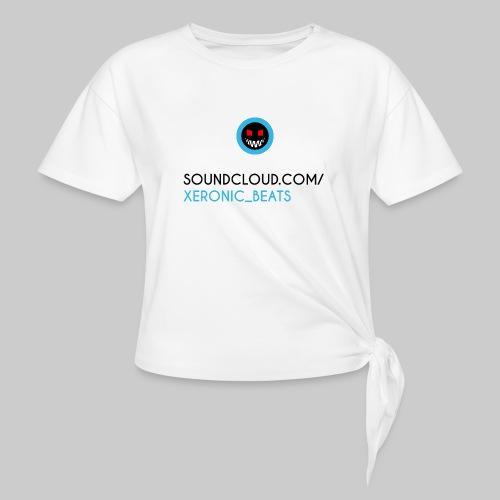 XERONIC LOGO - Knotted T-Shirt