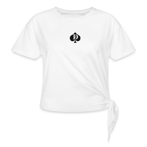 Classic Cap Del Luogo - Women's Knotted T-Shirt