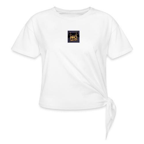 pro gamer magliette grembiule da cucina - Maglietta annodata