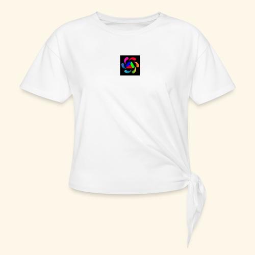 logo - Maglietta annodata