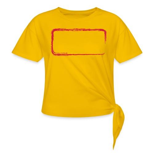 Rahmen_01 - Knotenshirt