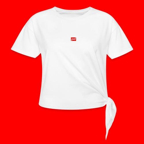 pd Red - Knot-shirt