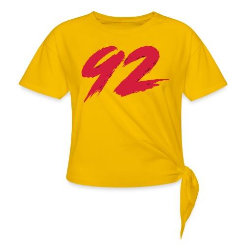92 Logo 1 - Knotenshirt