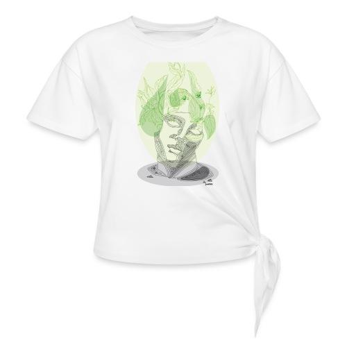 Green Head - Knotenshirt