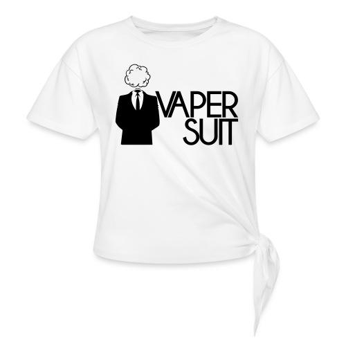VAPER SUIT - Koszulka z wiązaniem