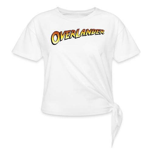 Overlander - Autonaut.com - Knotted T-Shirt