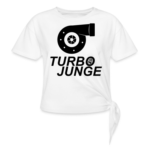 Turbojunge! - Knotenshirt