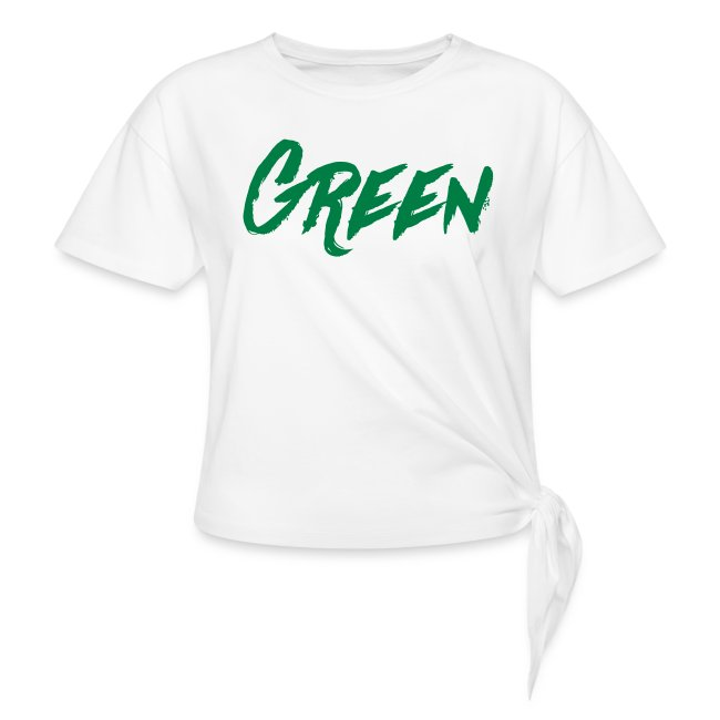 green-scritta-verde
