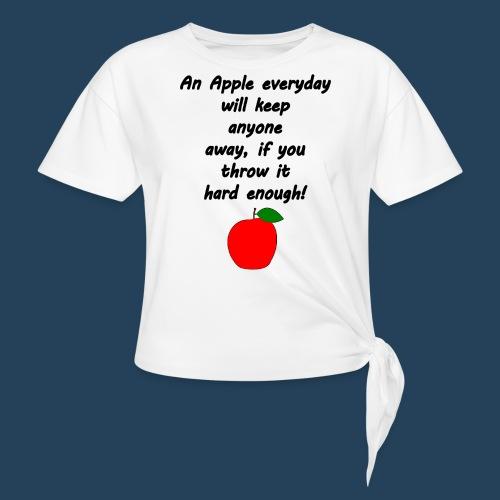 Apple Doctor - Knotenshirt