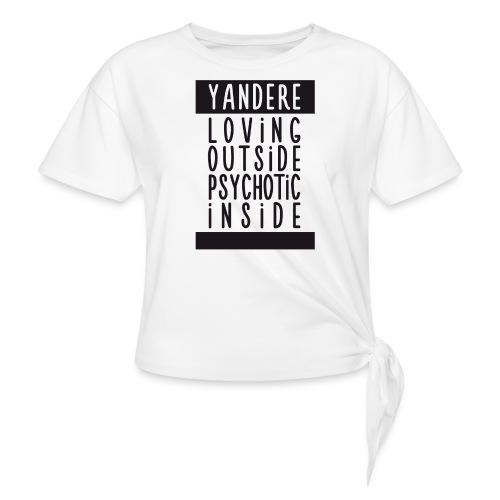 Yandere manga - Knotted T-Shirt