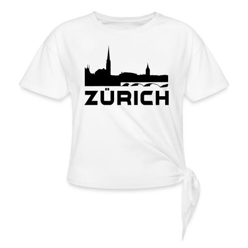 Zürich - Knotenshirt