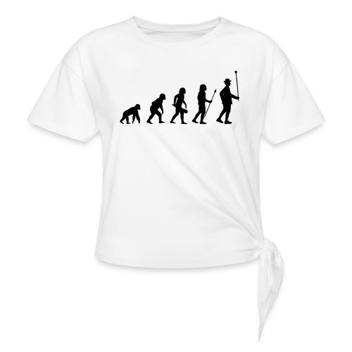 Stabführer Evolution - Knotenshirt