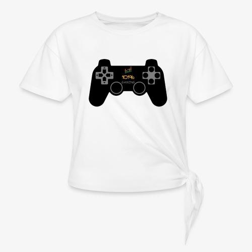 101%GAMING - T-shirt à nœud