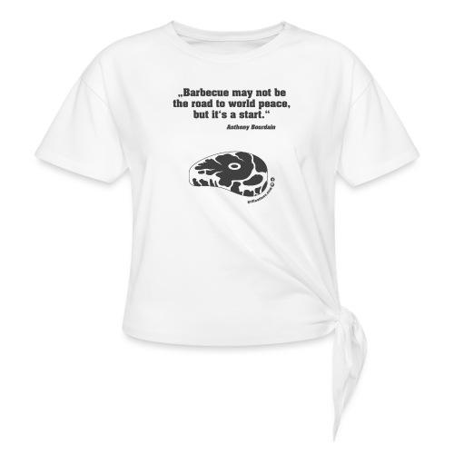 Anthony Bourdain - Knotenshirt