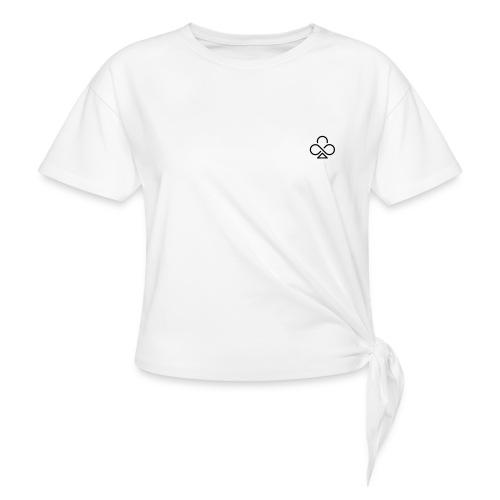 10deDer Simple Clover ♣️ - T-shirt à nœud