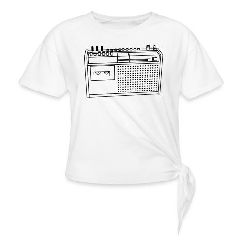 Rekorder R160 - Frauen Knotenshirt