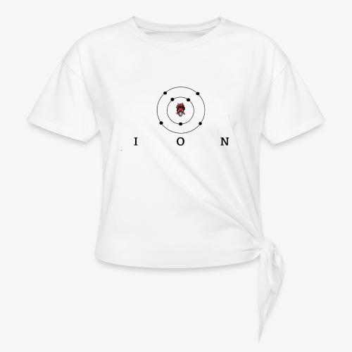 logo ION - T-shirt à nœud Femme