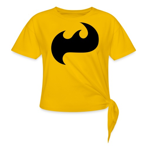 Highfish Logo - Knotenshirt