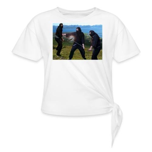Chasvag ninja - Knute-T-skjorte