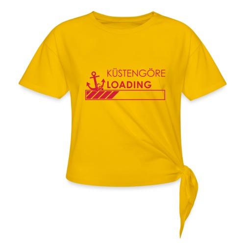 Küstengöre loading - Knotenshirt