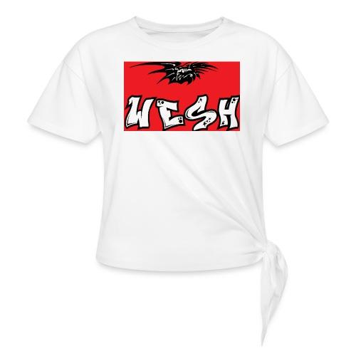 Wesh - T-shirt à nœud