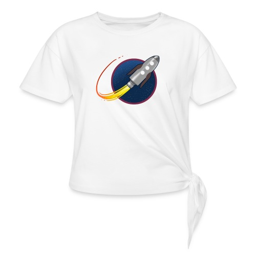 GP Rocket - Knotted T-Shirt