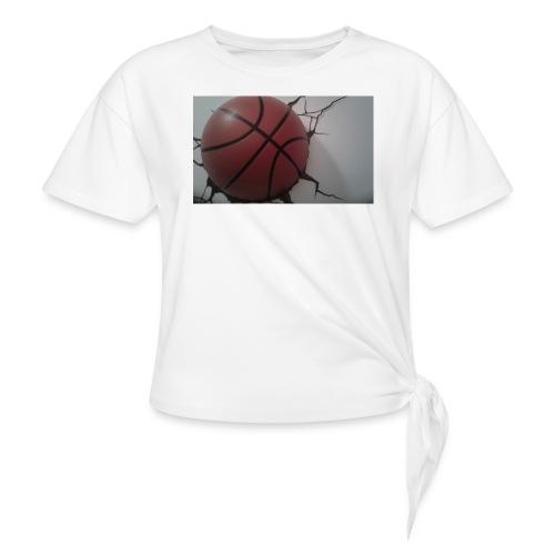 Softer Kevin K - T-shirt med knut dam