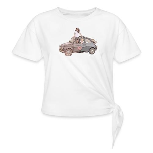 Ma Titine 500 - T-shirt à nœud